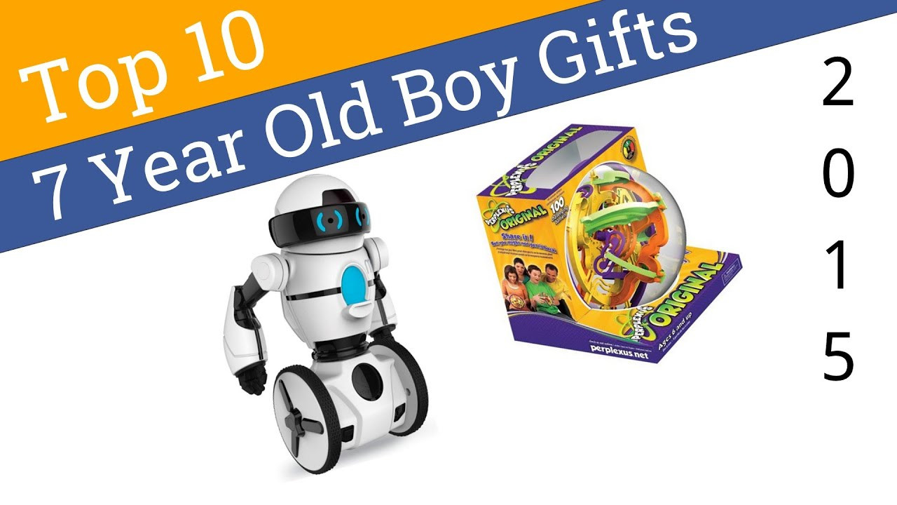 Gift Ideas For 7 Year Old Boys  10 Best 7 Year Old Boy Gifts 2015
