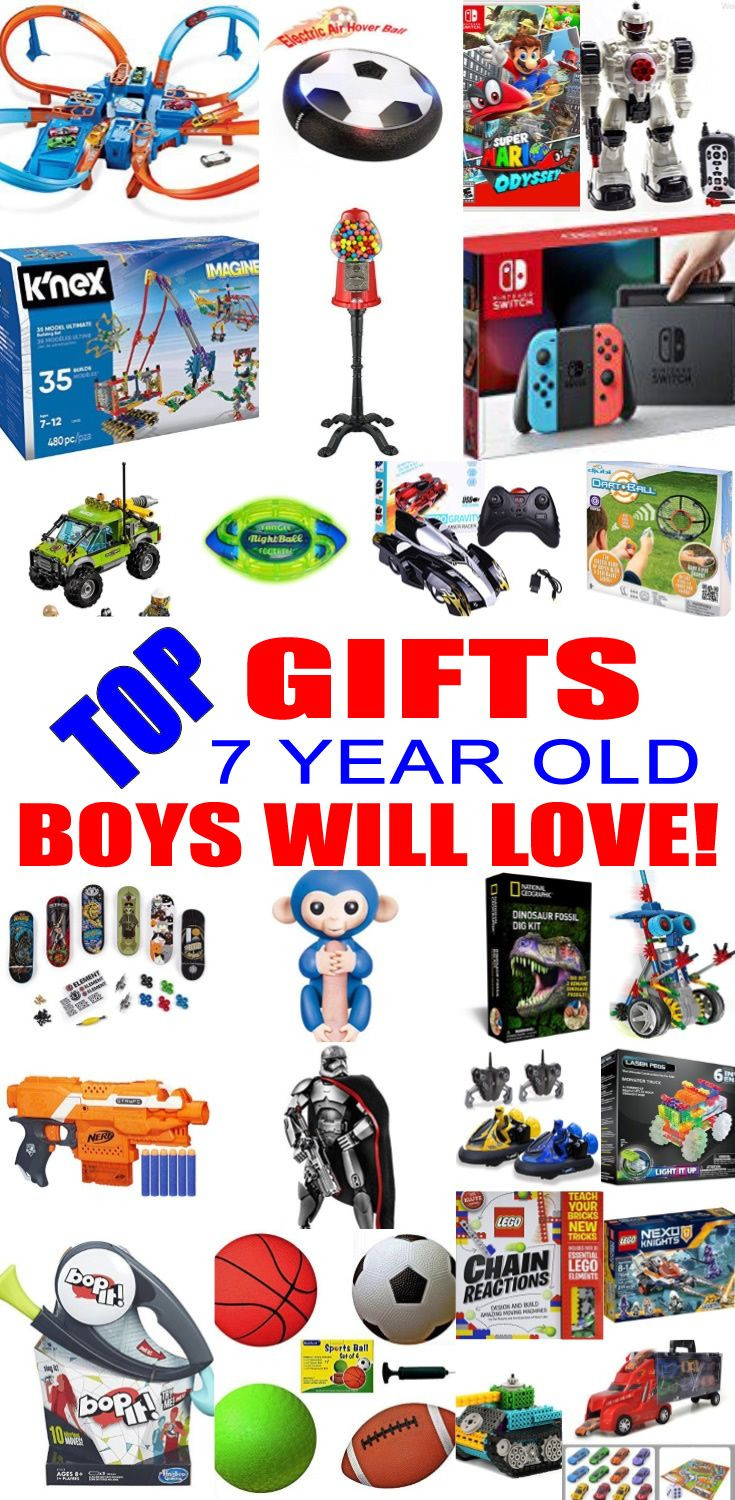 Gift Ideas For 7 Year Old Boys  Best Gifts for 7 Year Old Boys