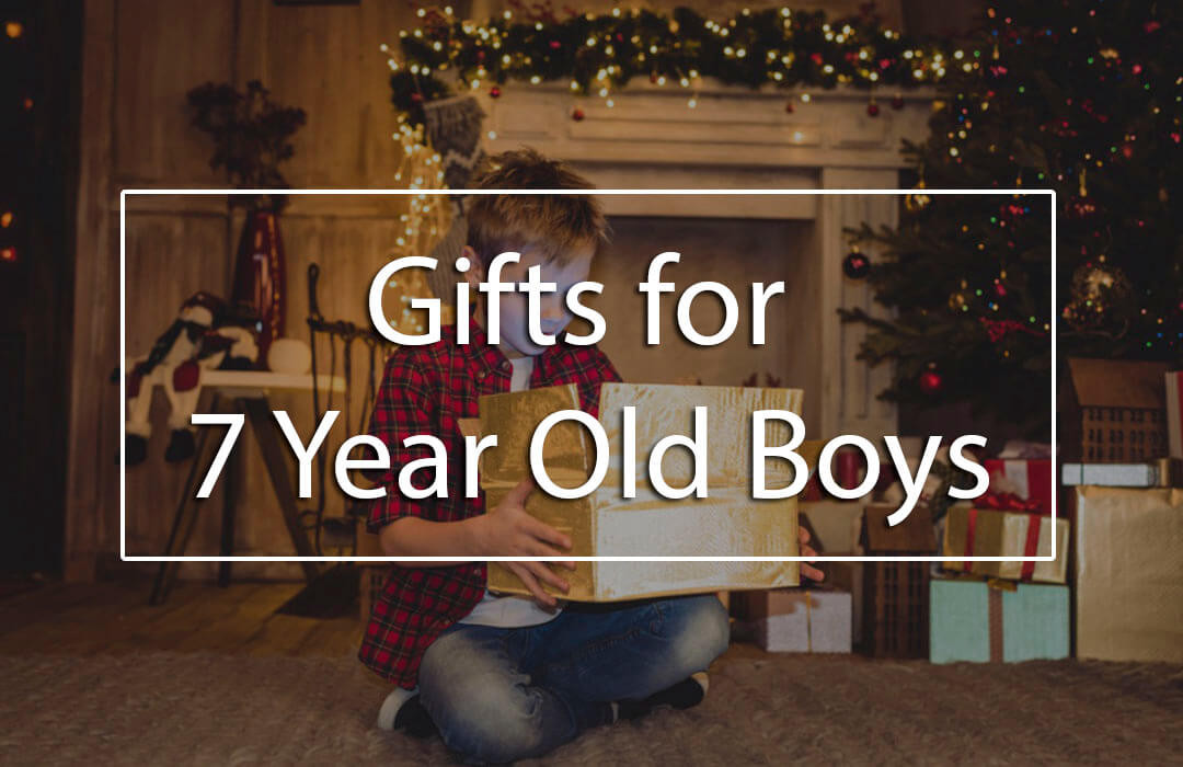 Gift Ideas For 7 Year Old Boys  The Top 5 Best Gifts for 7 Year Old Boys Birthday Gift