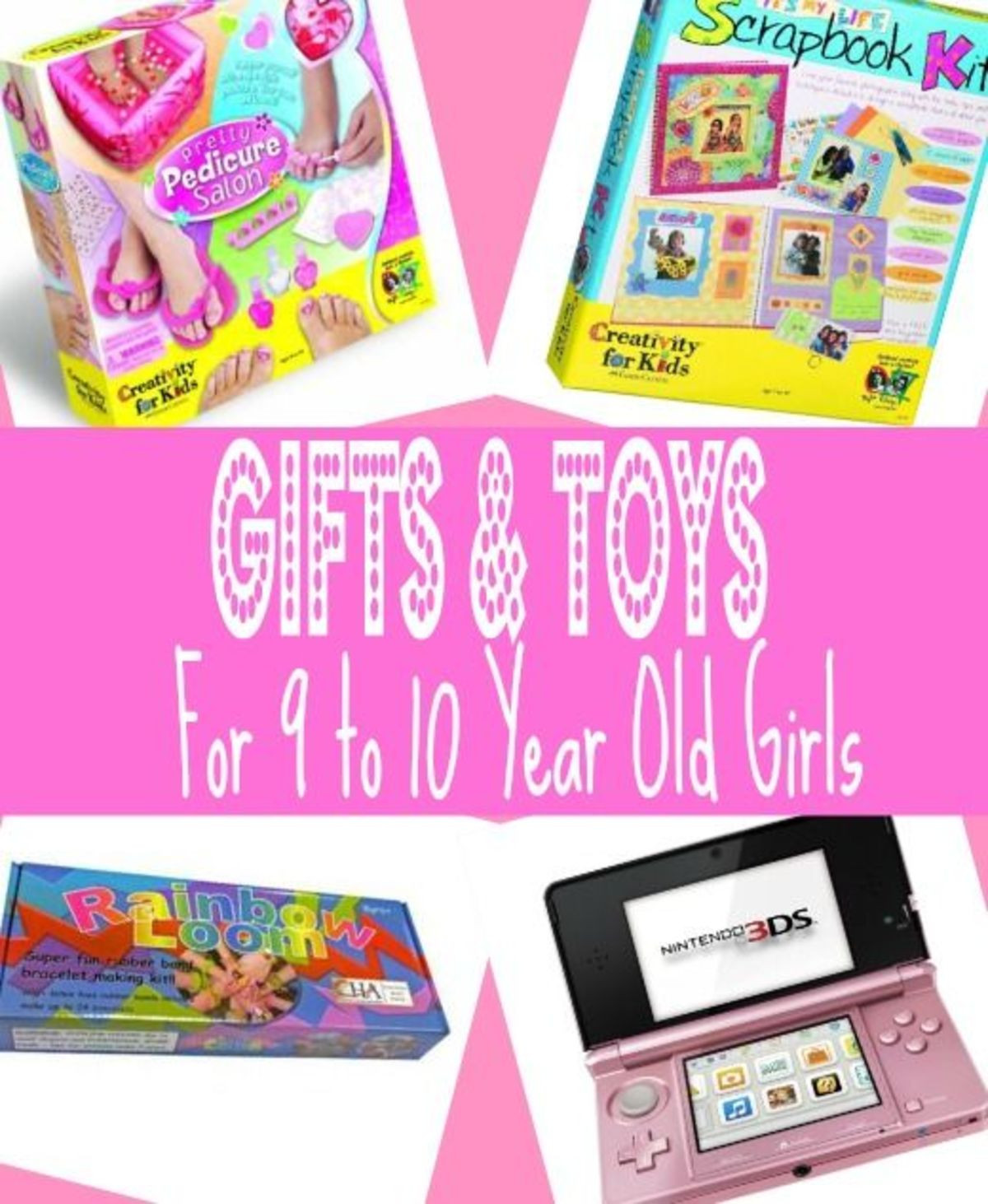 Best ideas about Gift Ideas For 9 Year Old Girls . Save or Pin Best Unique Gift Ideas For A 9 Year Old Girl Reviews And Now.