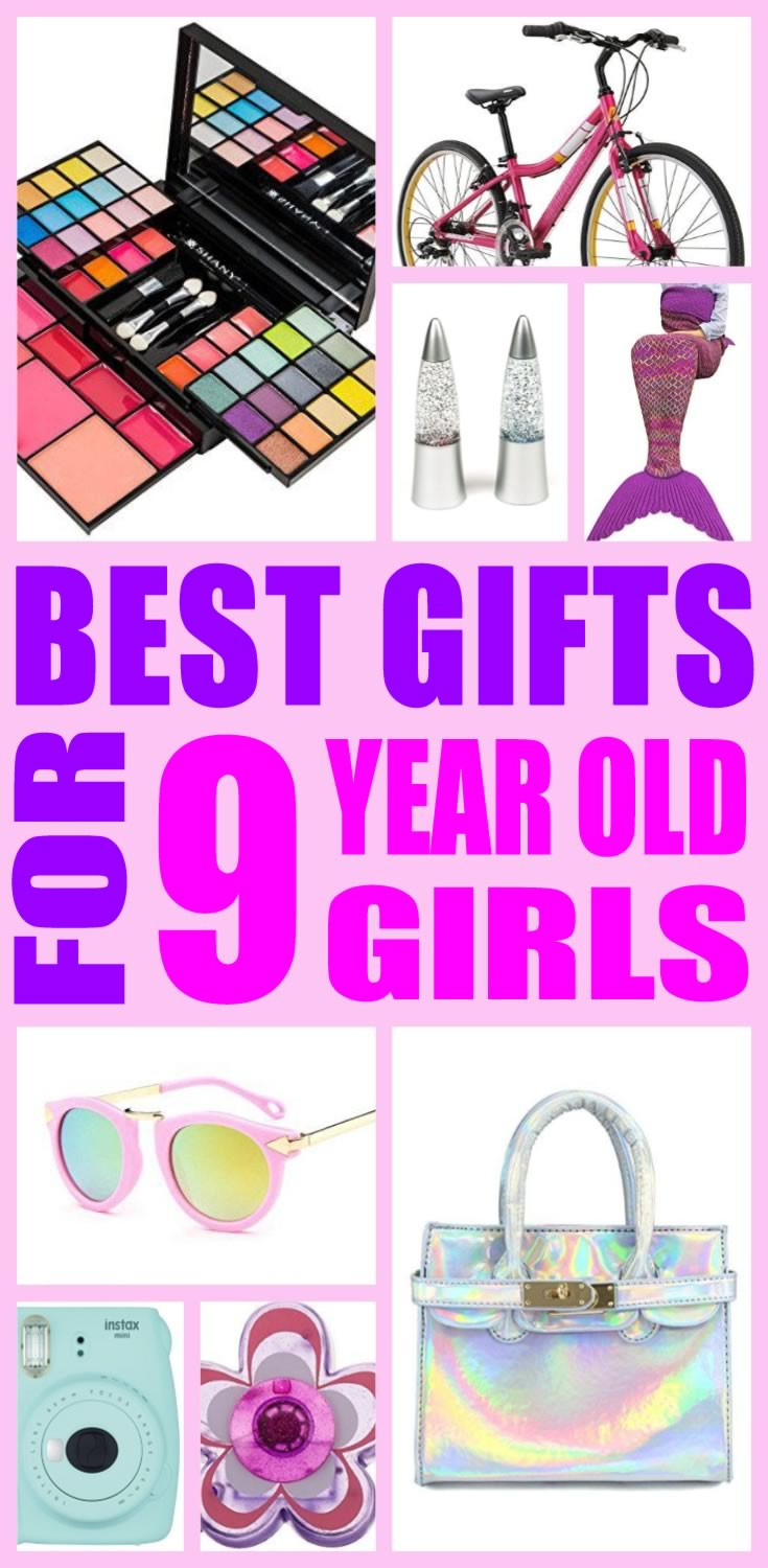 Best ideas about Gift Ideas For 9 Year Old Girls . Save or Pin Best Gifts 9 Year Old Girls Will Love Now.