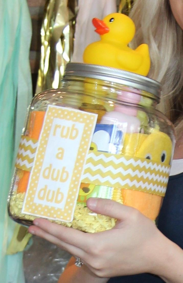 Gift Ideas For A Baby Shower  Mecham Family My Sister Baby Shower Gift