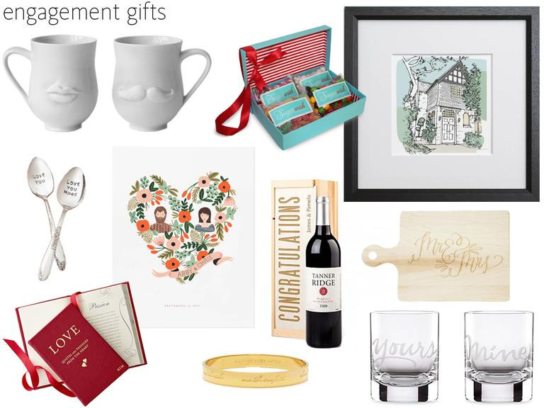 Best ideas about Gift Ideas For A Couple . Save or Pin 56 Engagement Gift Ideas Now.