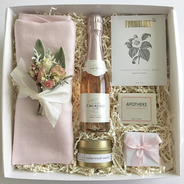 Best ideas about Gift Ideas For A Wedding . Save or Pin Top 10 Bridesmaid Gift Ideas Your Girls Will Love Oh Now.