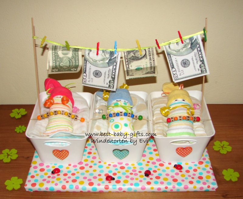 Gift Ideas For Baby  Baby Gifts For Twins t ideas for newborn twins and