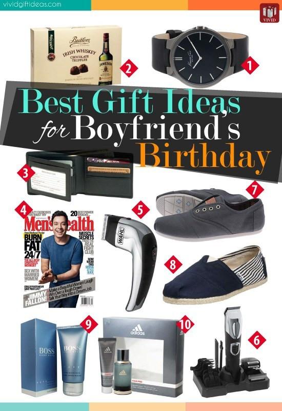 Gift Ideas For Boyfriend Birthday  Best Gift Ideas for Boyfriend s Birthday Vivid s