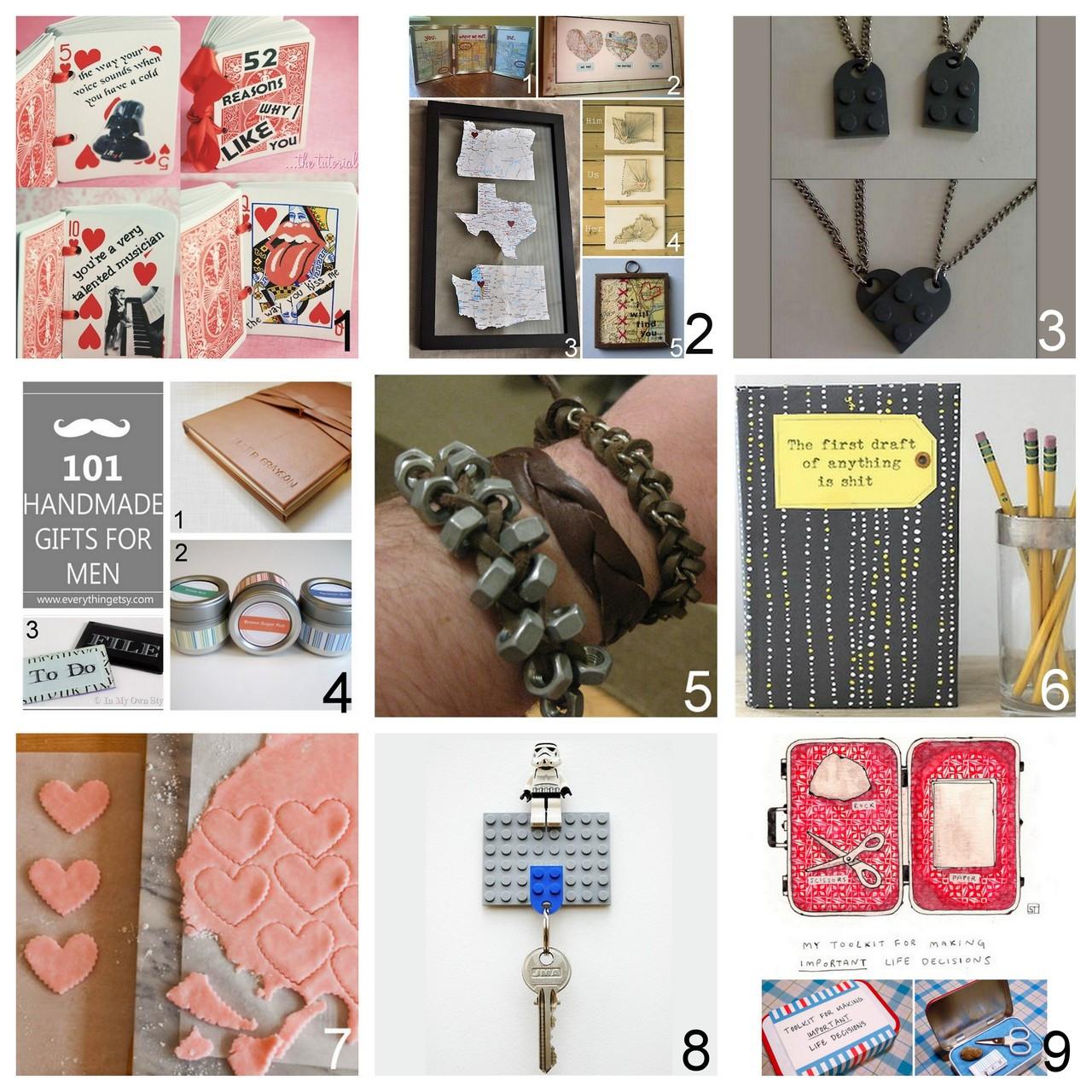 Gift Ideas For Boyfriend Birthday  18 Best s of DIY Gift Ideas For Boyfriend 52 Things