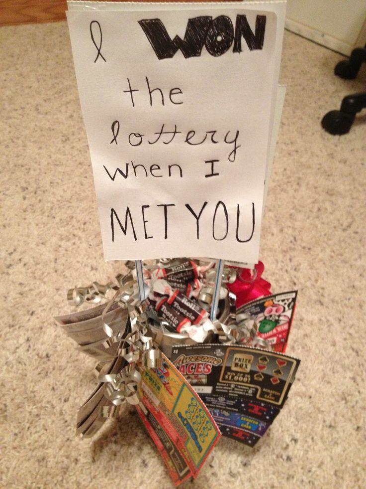 Gift Ideas For Boyfriend Birthday  Homemade boyfriend t boyfriend anniversary DIY