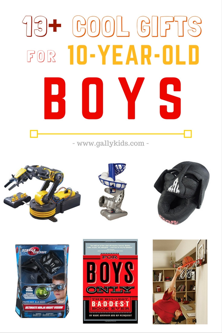 Best ideas about Gift Ideas For Boys 10 . Save or Pin Perfect Gifts For 10 Year Old Boys The 21st Century Now.