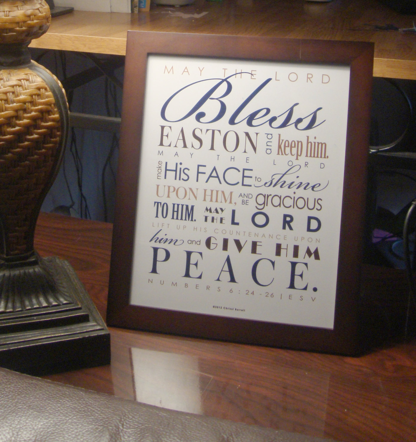 Gift Ideas For Boys 1St Communion  Baptism Gift First munion Gift Framed Personalized