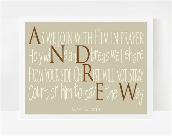 Gift Ideas For Boys 1St Communion  Catholic Gifts First munion Gifts for Boys Christian