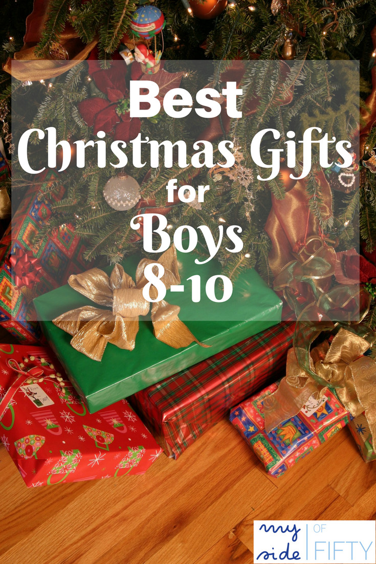 Gift Ideas For Boys Age 10  Best Gifts for Boys Age 8 10 for Christmas Birthdays and