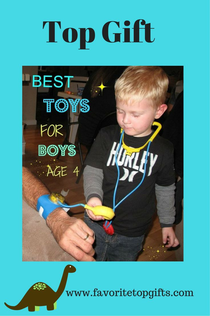 Best ideas about Gift Ideas For Boys Age 5 . Save or Pin 235 best images about Best Toys for Boys Age 4 on Pinterest Now.