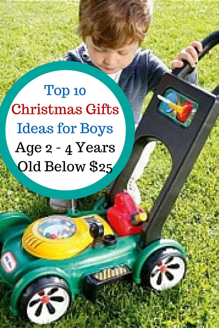Best ideas about Gift Ideas For Boys Age 5 . Save or Pin Nice affordable Christmas t ideas under $25 for boys Now.