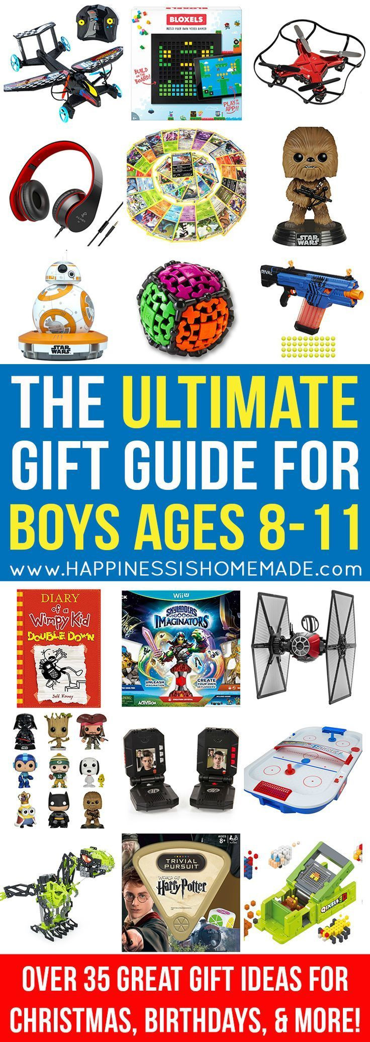 Best ideas about Gift Ideas For Boys Age 5 . Save or Pin 1000 images about Best Toys for 8 Year Old Girls on Now.