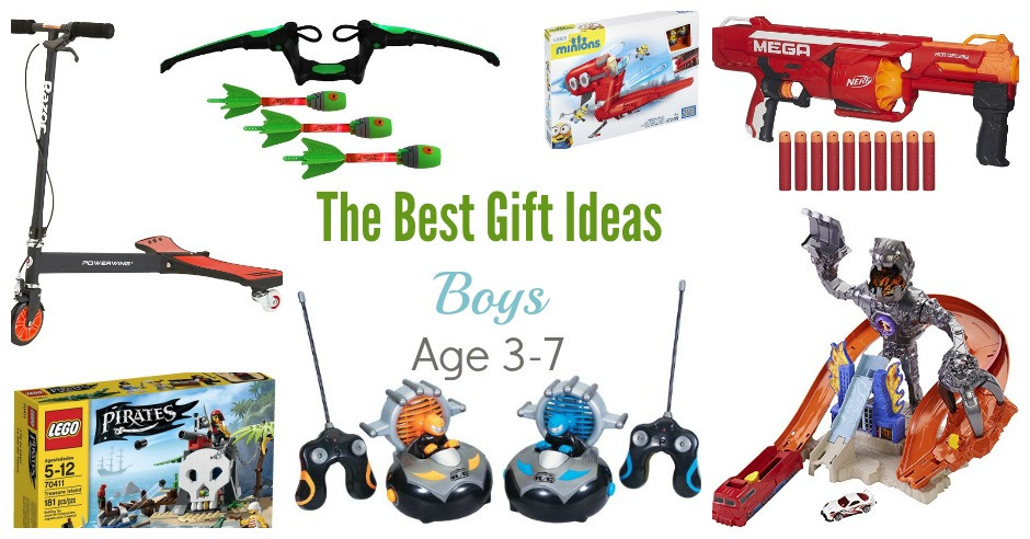 Gift Ideas For Boys Age 7  Gift Ideas for Young Boys Fabulessly Frugal