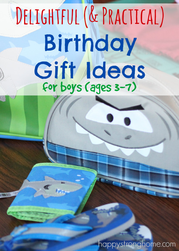 Gift Ideas For Boys Age 7  Delightful yet practical birthday t ideas for boys