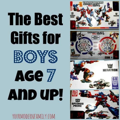 Gift Ideas For Boys Age 7  Best ts for boys 7 and up