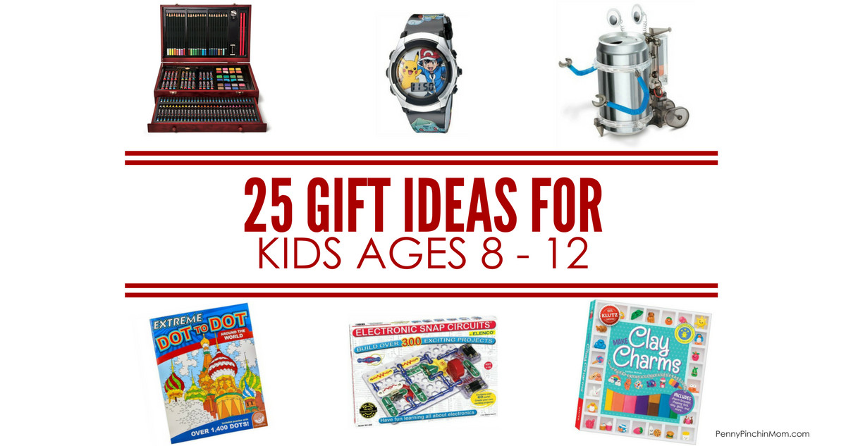 Best ideas about Gift Ideas For Boys Age 8 . Save or Pin Gift Ideas for Kids Ages 8 12 For Girls and Boys Now.