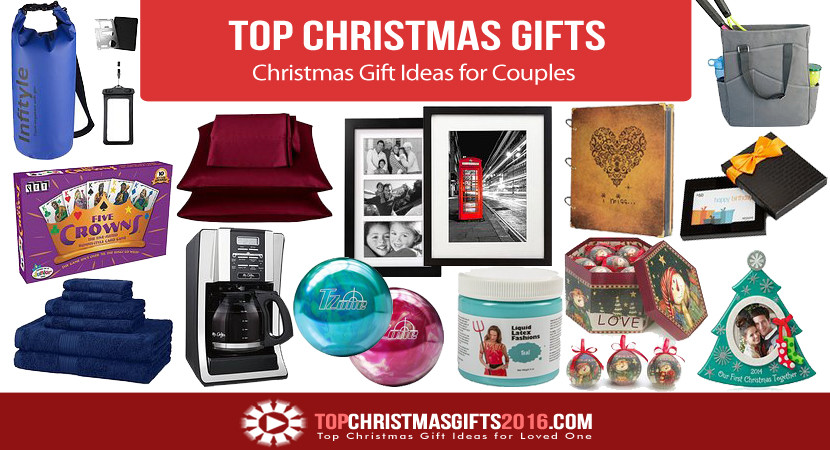 Best ideas about Gift Ideas For Couple . Save or Pin Best Christmas Gift Ideas for Couples 2017 Top Christmas Now.
