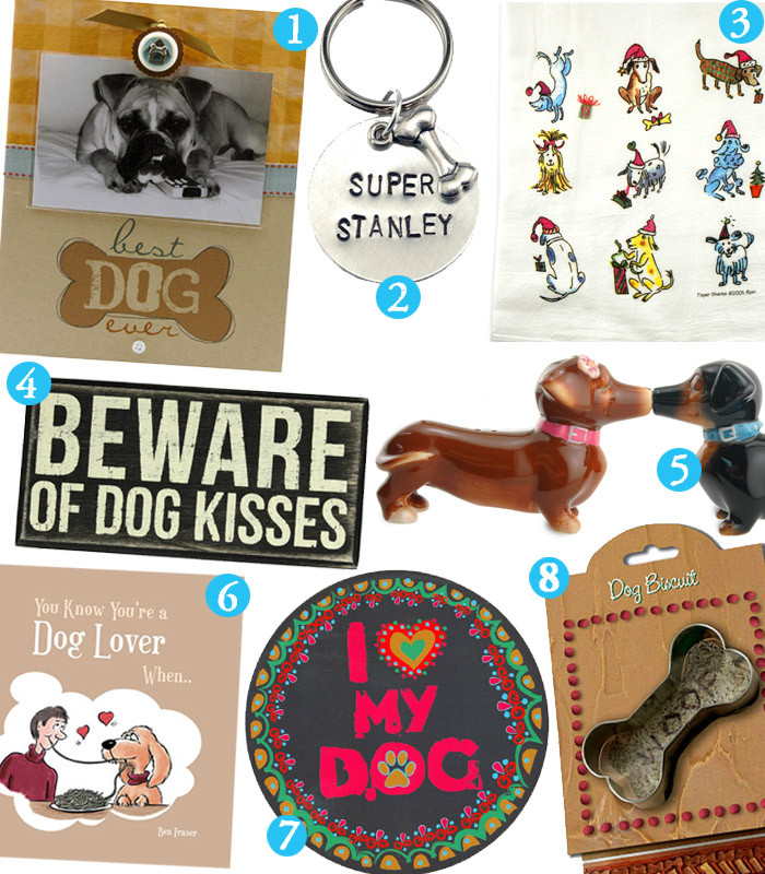 Gift Ideas For Dog Lovers  ts for dog and cat lovers