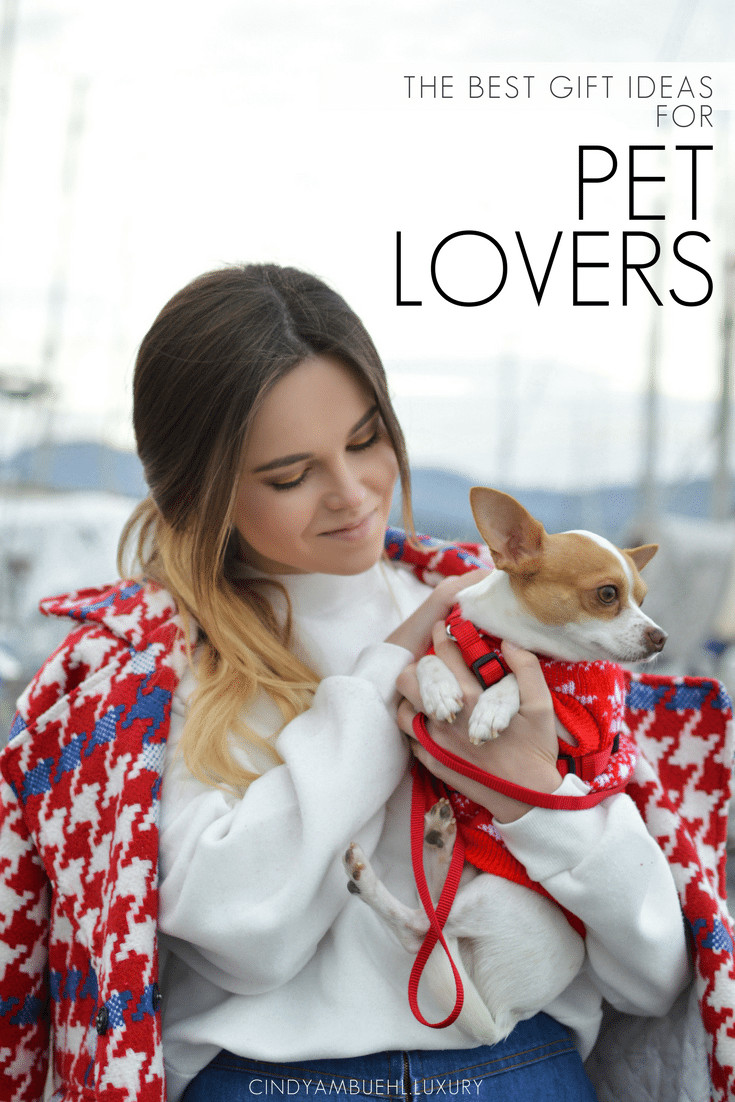 Gift Ideas For Dog Lovers  The Best Gift Ideas for Pet Lovers