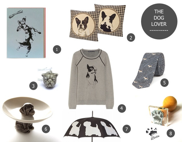 Gift Ideas For Dog Lovers  CHRISTMAS GIFT GUIDE The Dog Lover