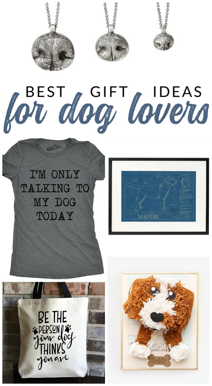 Gift Ideas For Dog Lovers  Gifts for Animal Lovers Perfect Picks for the Pet