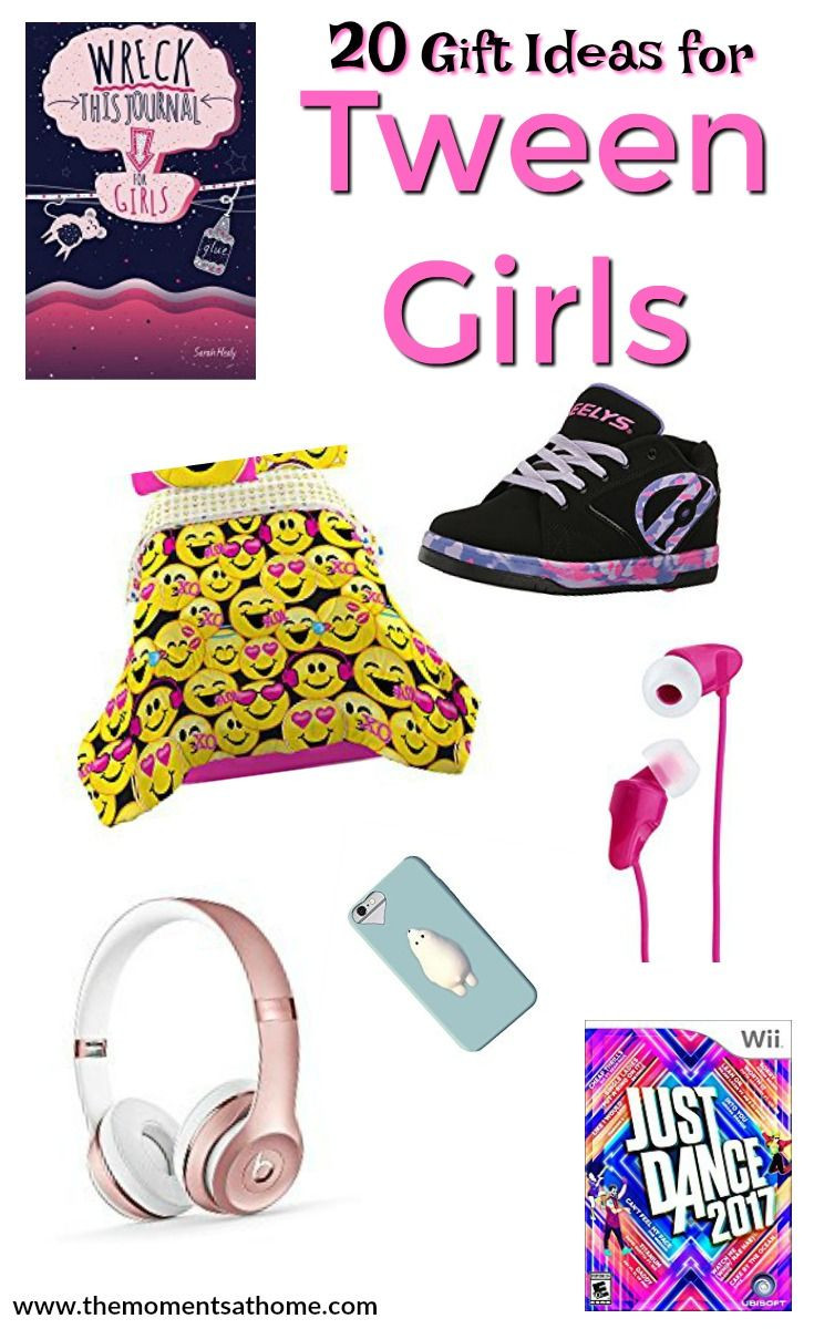 Gift Ideas For Girls Age 12  1239 best Gift Guides for Kids images on Pinterest