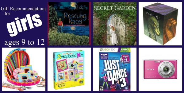 Gift Ideas For Girls Age 12  Gift Ideas for Girls of all Ages
