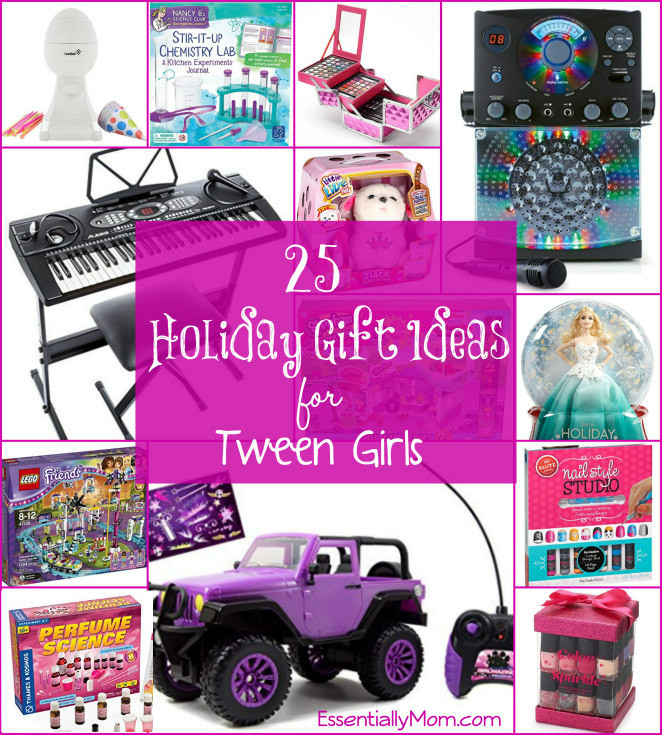 Gift Ideas For Girls Age 12  birthday presents for girls age 11 christmas ts for