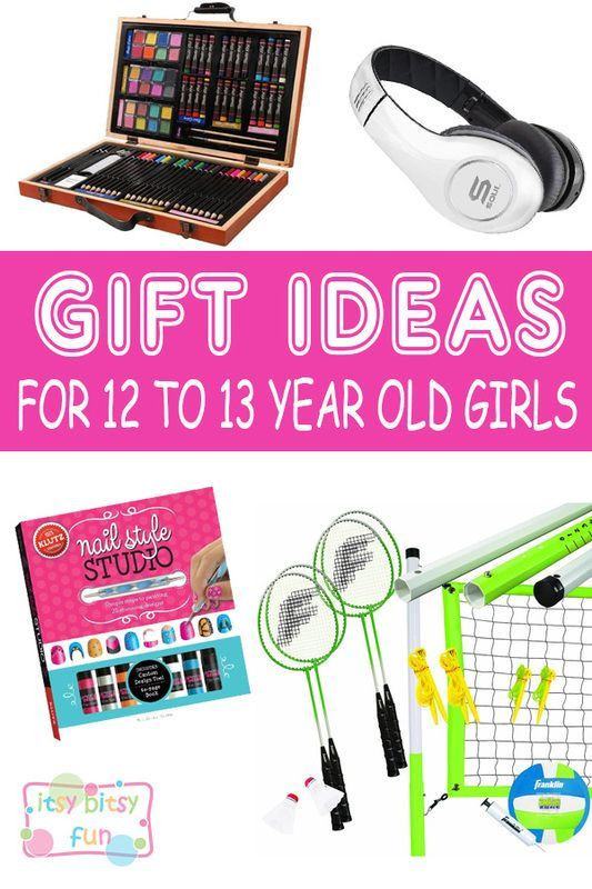 Gift Ideas For Girls Age 12  Best Gifts for 12 Year Old Girls in 2017