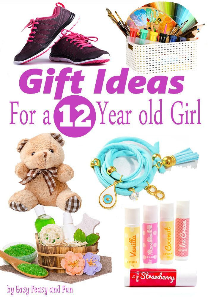 Gift Ideas For Girls Age 12  Best Gifts for a 12 Year Old Girl