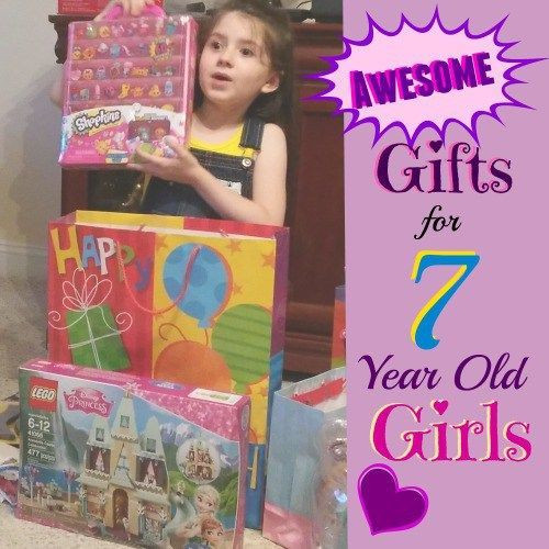 Gift Ideas For Girls Age 7  10 Best images about Best Christmas Gifts for 7 Year Old