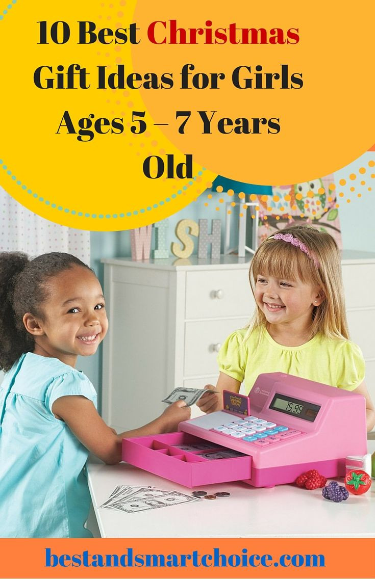 Gift Ideas For Girls Age 7  10 Best Christmas Gift Ideas for Girls Ages 5 – 7 Years