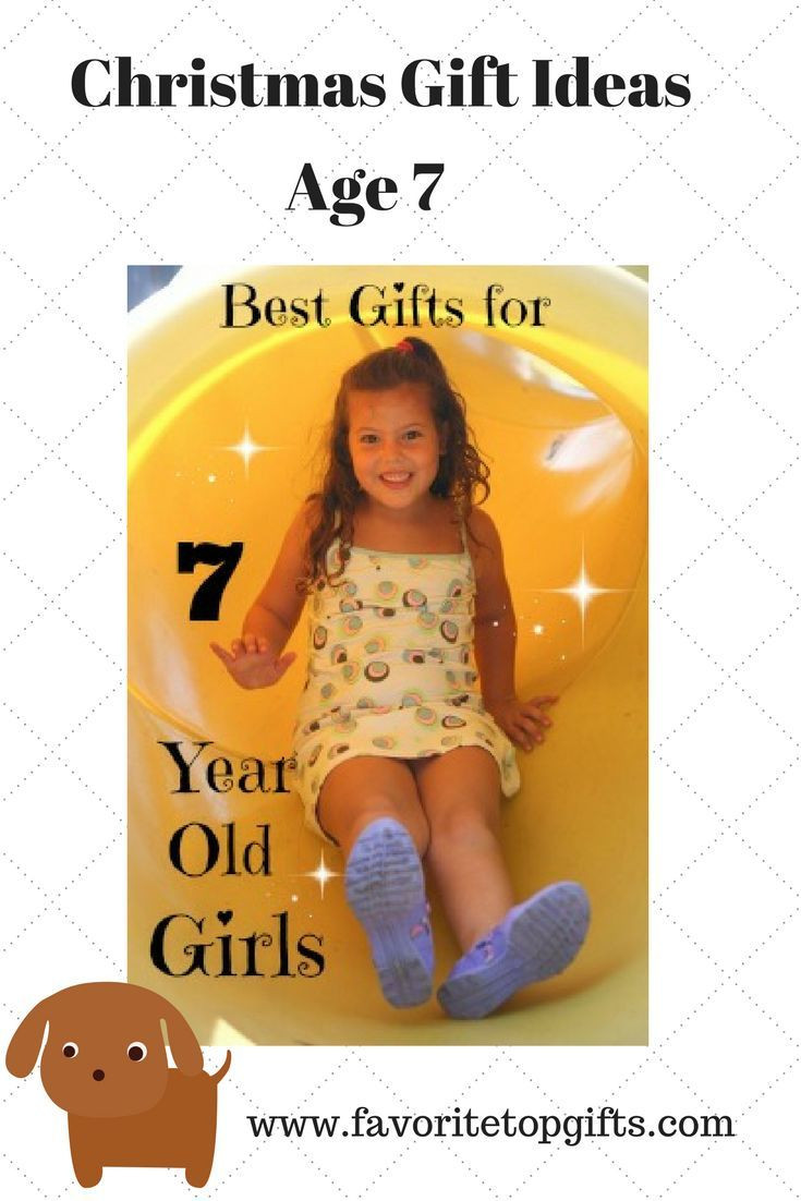 Gift Ideas For Girls Age 7  1000 images about Best Gifts Girls 5 7 Years on Pinterest