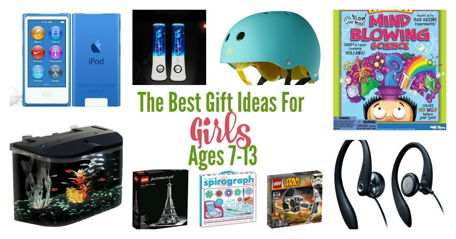 Gift Ideas For Girls Age 7  Gift Ideas for Girls ages 7 13 Fabulessly Frugal