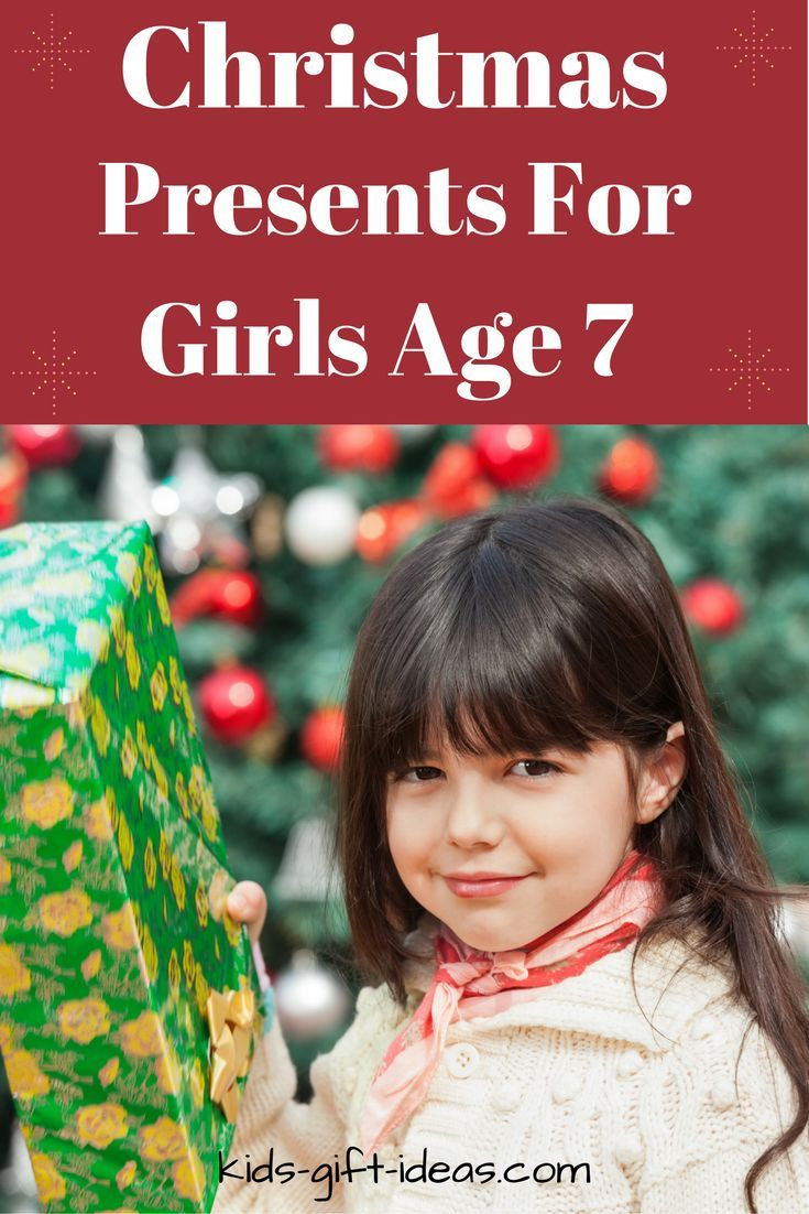 Gift Ideas For Girls Age 7  17 Best images about Gift Ideas 7 Year Old Girls on