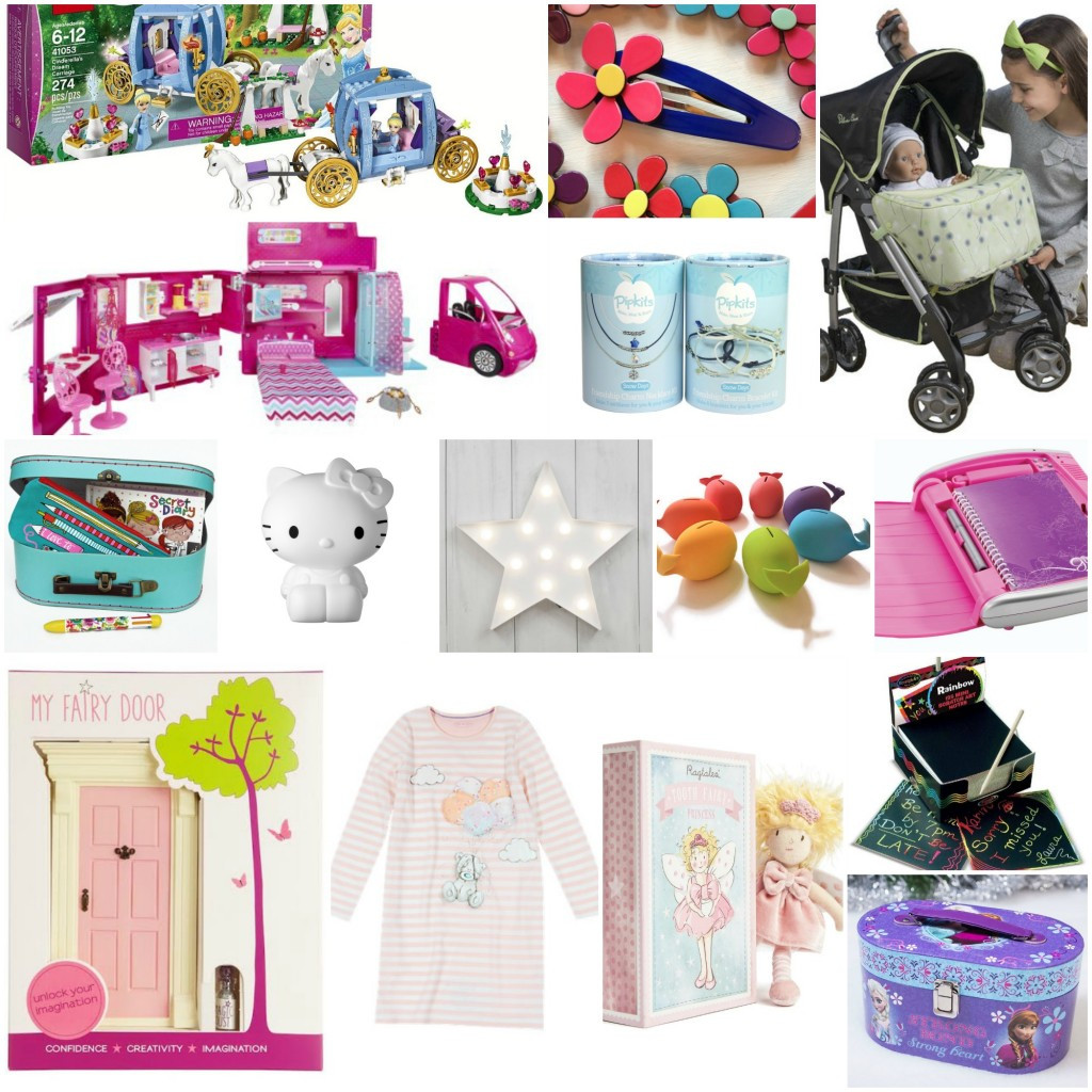 Best ideas about Gift Ideas For Girls . Save or Pin Gifts For Girls Age 6 Notes to Self Now.
