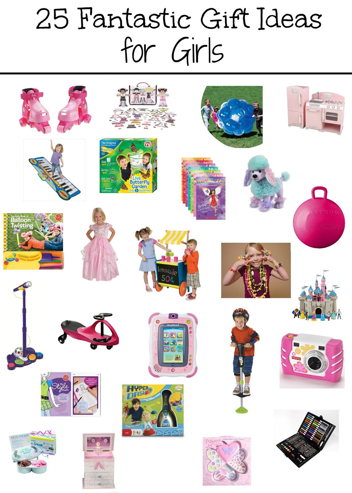 Best ideas about Gift Ideas For Girls . Save or Pin It s a Princess Thing 25 Fantastic Gift Ideas for Girls Now.