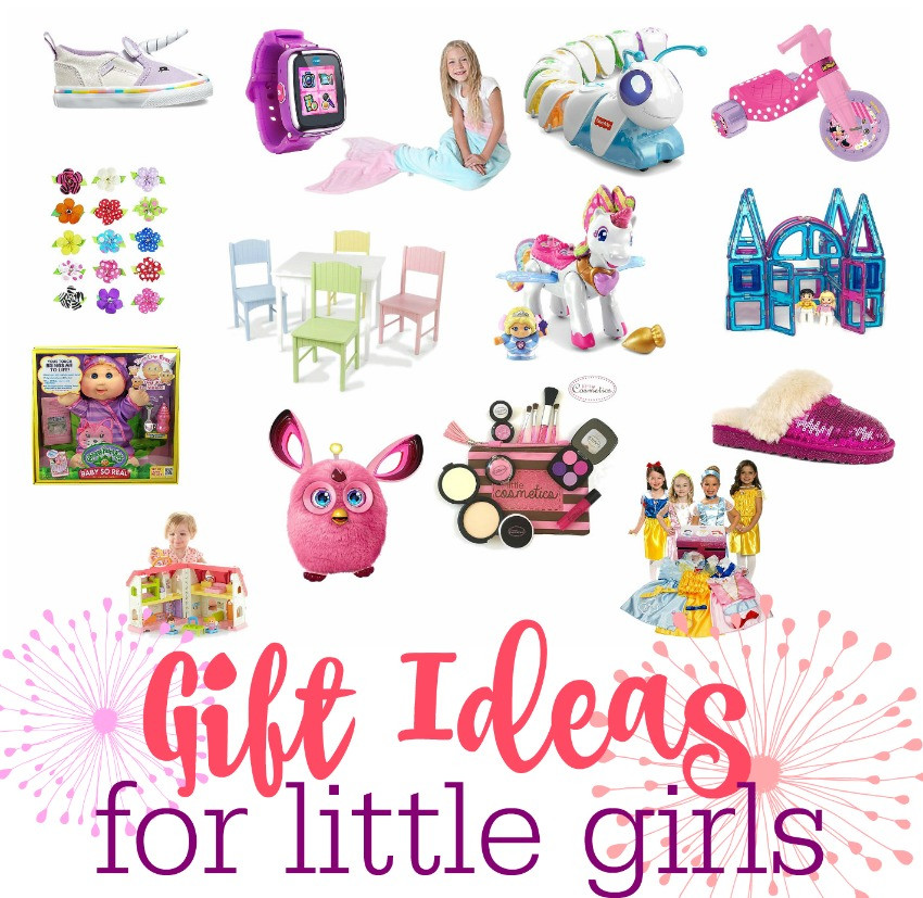 Best ideas about Gift Ideas For Girls . Save or Pin Gift Ideas for Little Girls The Cards We Drew Now.