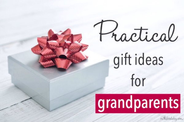 Best ideas about Gift Ideas For Grandmother . Save or Pin Practical t ideas for grandparents Now.