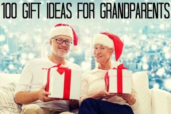 Best ideas about Gift Ideas For Grandmother . Save or Pin 100 Christmas Gift Ideas for Grandparents Now.