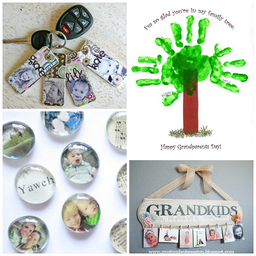 Best ideas about Gift Ideas For Grandmother . Save or Pin Creative Grandparent s Day Gifts to Make Crafty Morning Now.