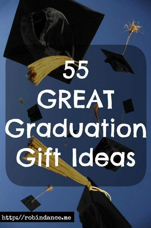 Gift Ideas For High School Graduation  55 REALLY good graduation or Christmas t ideas for