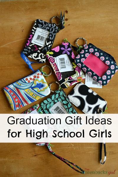 Gift Ideas For High School Graduation  Graduation Gift Ideas for High School Girl Natural Green Mom