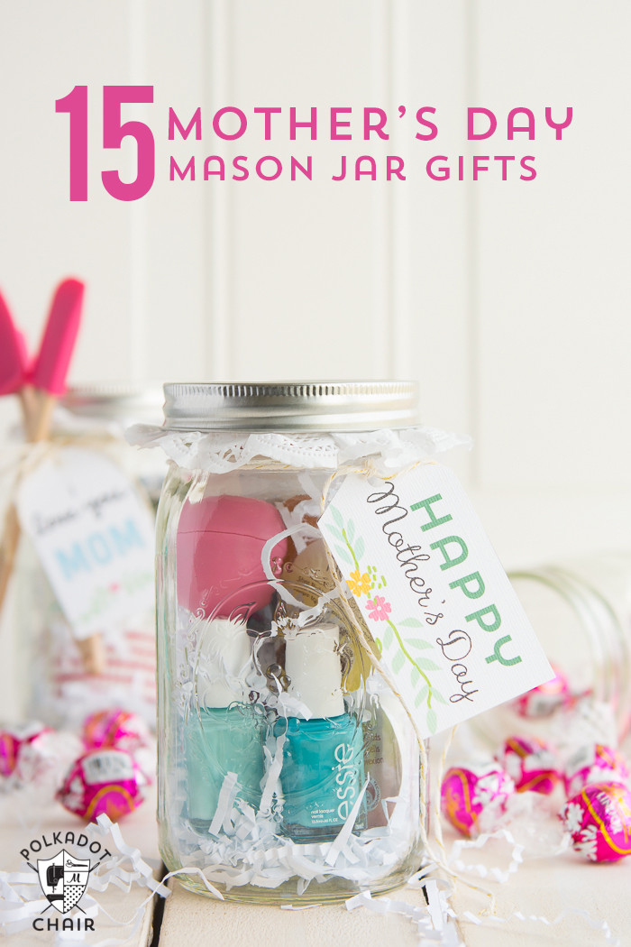 Gift Ideas For Mother To Be  Last Minute Mother s Day Gift Ideas & Cute Mason Jar Gifts