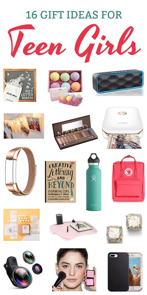 Best ideas about Gift Ideas For Teenage Girls . Save or Pin Best ts for teen girls Frugal Living NW Now.
