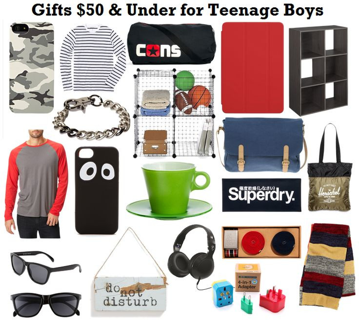 Gift Ideas For Teenager Boys  jessydust