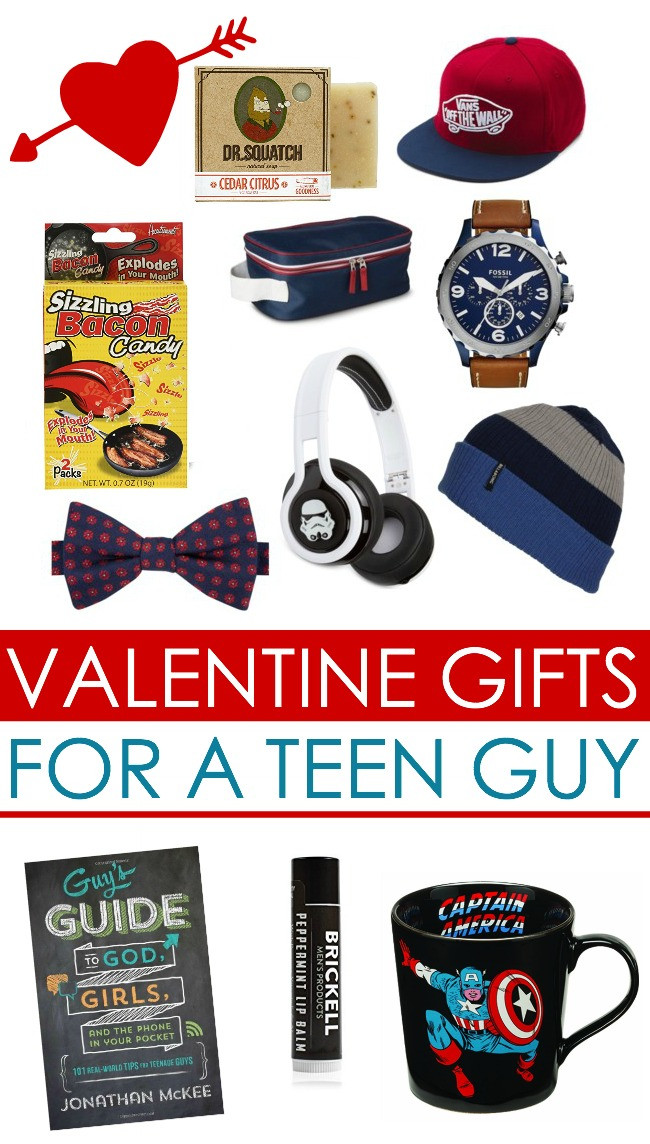 Gift Ideas For Teenager Boys  Grab These Super Cool Valentine Gifts for Teen Boys
